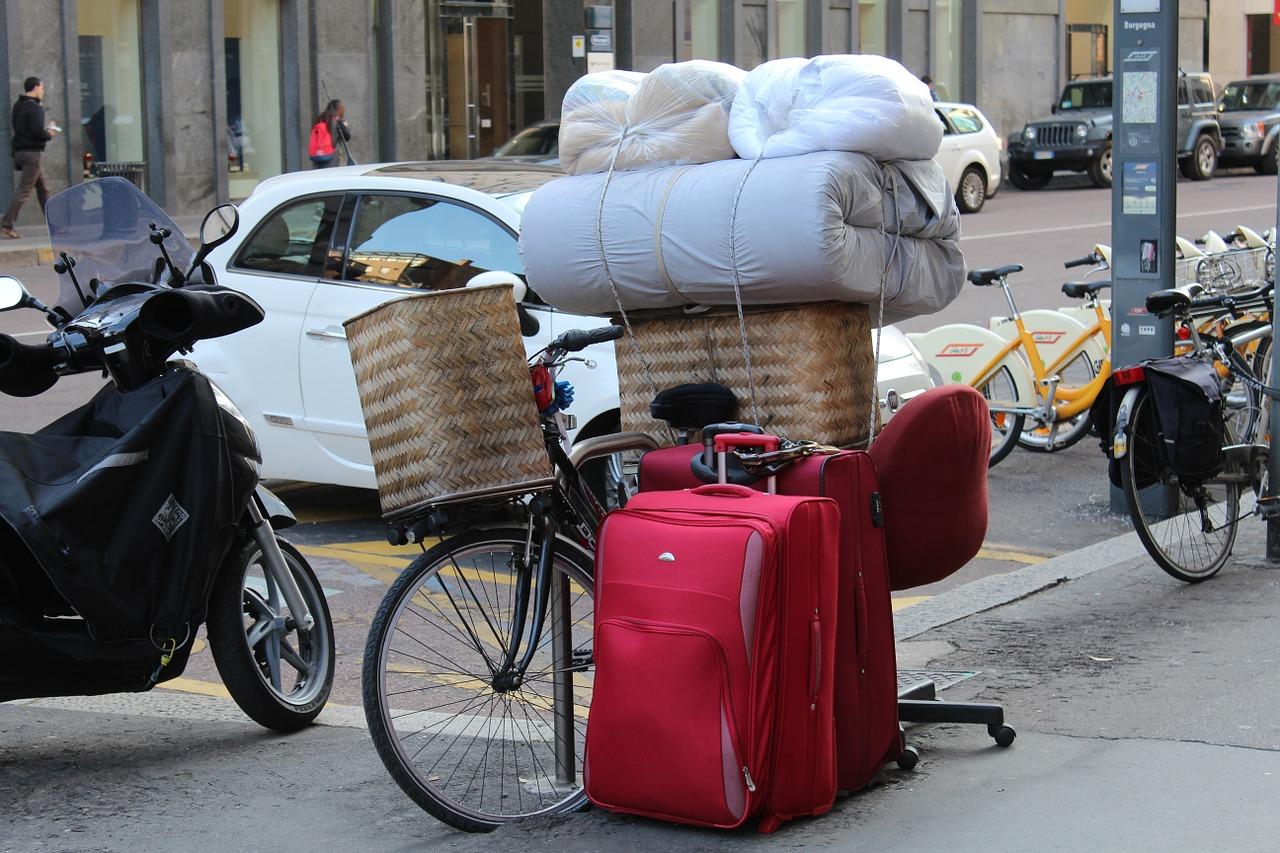 Stěhování věcí
