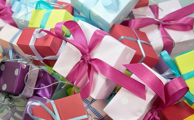 malinké dárečky