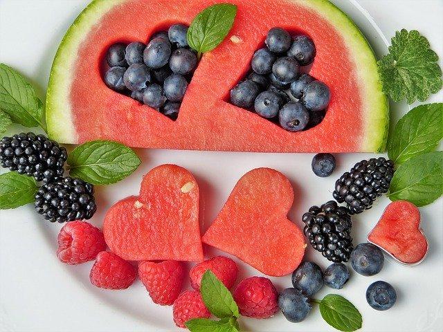 vitamíny z ovoce